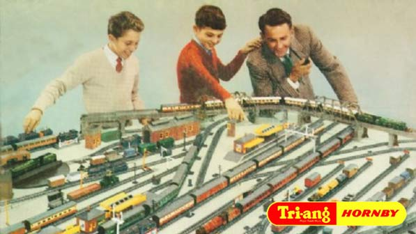 Tri-ang Hornby 1964