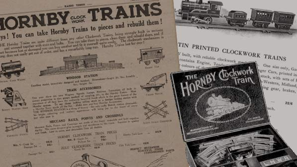 Hornby Trains Circa 1920
